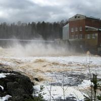 Игнойльская ГЭС 29.04.2012