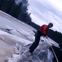 Преодоление ледового затора - фото №1