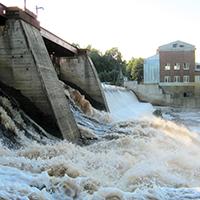 Игнойльская ГЭС-26, фото №1