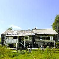 Жилой дом усадьбы Филипповых в Каменьнаволоке - фото №1