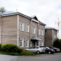 Хирургический корпус губернской больницы, фото №1