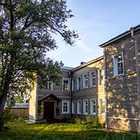 Хирургический корпус губернской больницы, фото №2