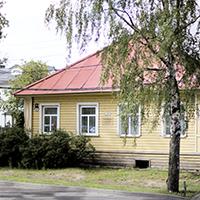 Дом Орехова