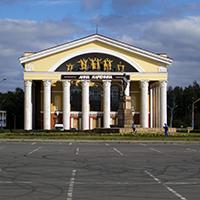Здание музыкально-драматического театра Петрозаводска, фото №1