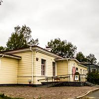 Корпус губернской больницы на улице Федосовой, 19