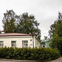 Корпус губернской больницы на улице Федосовой, 19, фото №2