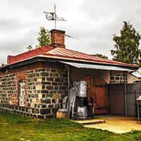 Кузница на Онежской набережной Петрозаводска, фото №1