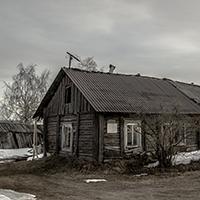 Дом сказительницы Татьяны Перттунен, фото №1