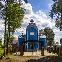 Церковь Покрова Пресвятой Богородицы в Пряже, фото №2