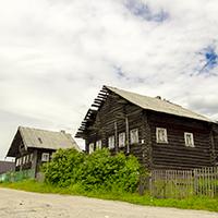 Деревня Маньга, фото №1