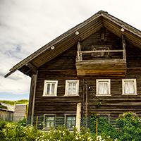 Дом жилой в Маньге
