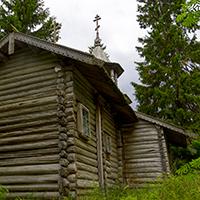 Фото часовни Иоанна Богослова в Котчуре №3