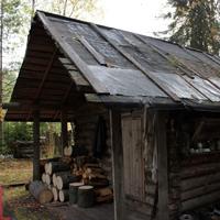 Дом охотника и рыбака (Верхняя Шуя) - фото №1