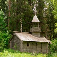 Варваринская часовня в Коккойле, фото №1