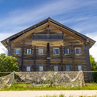 Обследование памятников в сямозерских деревнях