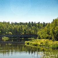Железнодорожный мост через Сяпсю