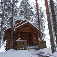 Часовня Василия Великого в Сяпсе - фото №1