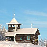 Часовня Георгия Победоносца в Вешкелице - фото №3
