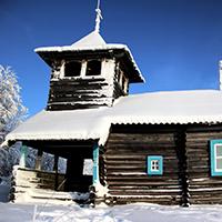 Часовня Георгия Победоносца в Вешкелице - фото №4