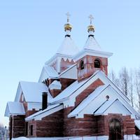 Церковь Рождества Христова в Суоярви - фото №1