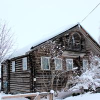 Дом Ипатовой в Сямозере