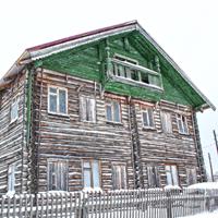 Дом в Сямозере №3 - фото №1