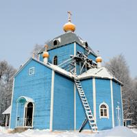Церковь Покрова Пресвятой Богородицы в Пряже